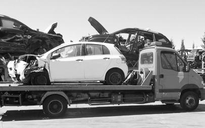 Recogida de coches en malaga